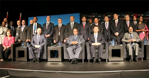 The BRICS Business Council
