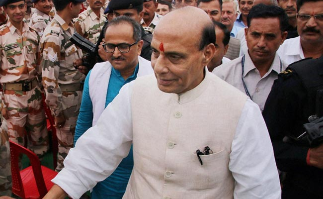 Rajnath Singh would spend three days in Beijing followed by a two-day stay in Shanghai.
