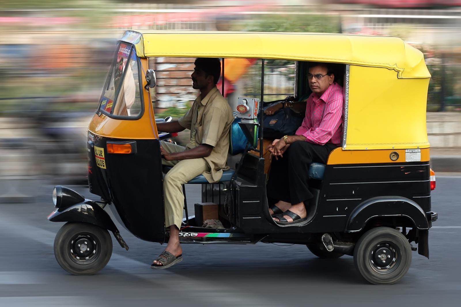 Resultado de imagen para rickshaw india