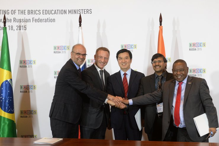 Meeting of the BRICS Education Ministers in Moscow © Host Photo Agency