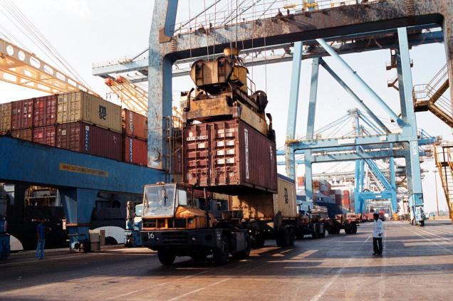 india port