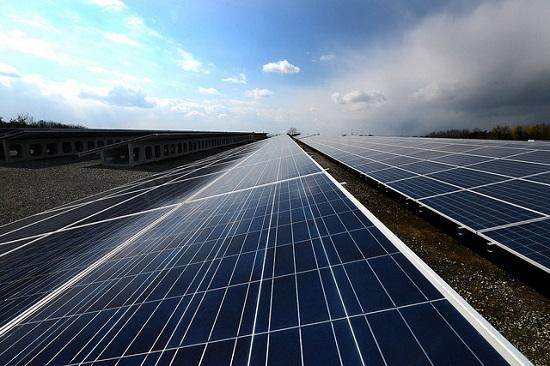 The first loans from the BRICS NDB will fund solar projects (Photo courtesy Flick user minoru karamatsu)