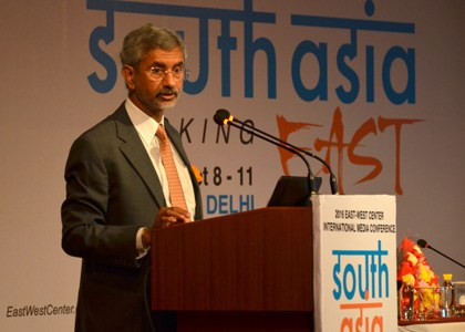 Indian Foreign Secretary Dr. S. Jaishankar