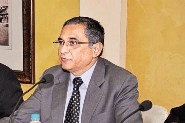 Goods and Services Tax Network chairman Navin Kumar.