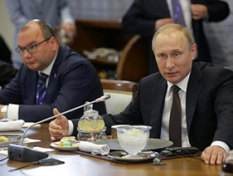 Russian President Vladimir Putin is certain that Russia must sense and embark on the newest trends in science and engineering to make transition to a new economy.