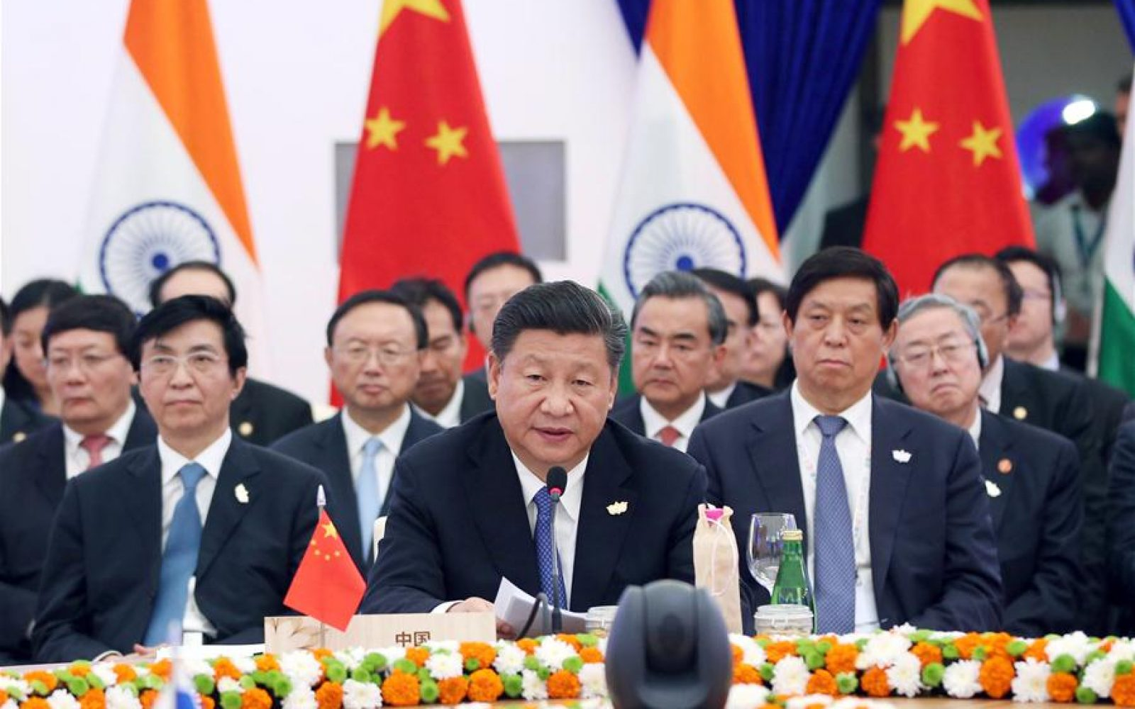 Chinese President Calls on BRICS Countries to Cement Confidence, Act Against Challenges
