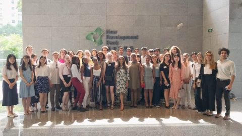 2021 Shanghai Summer School (BRICS Program) Self-financing Students List